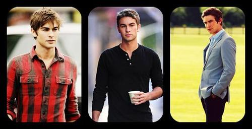 / Chace Crawford /