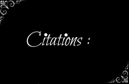 ♠ Citations ♠