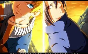 naruto itachi et sasuke