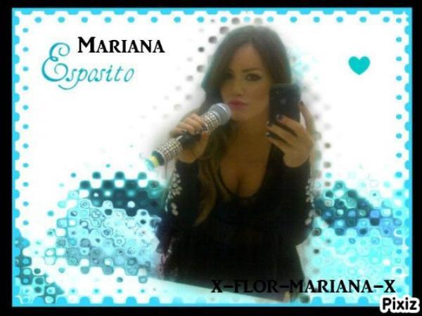 ✿ Biographie de Mariana Esposito ✿