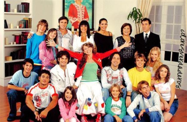 ✿ La serie Floricienta ✿