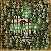 Chapitre II : la forêt hantée de Waldurk (Légo Ref 3858).