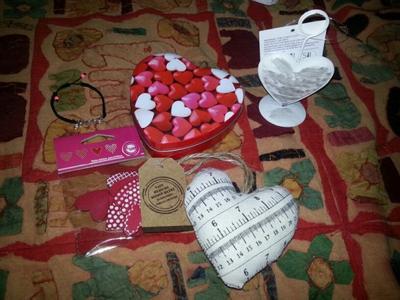 Échange de la Saint Valentin