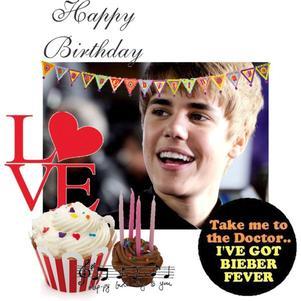 Happy Birthday Justin Drew Bieber (: