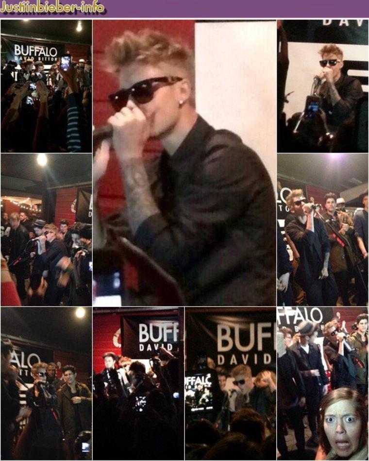 Justin à Austin, au Texas.