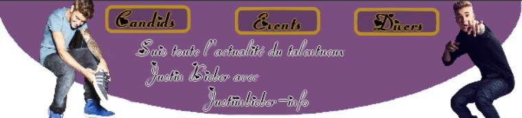 Justin à Toronto au Canada.