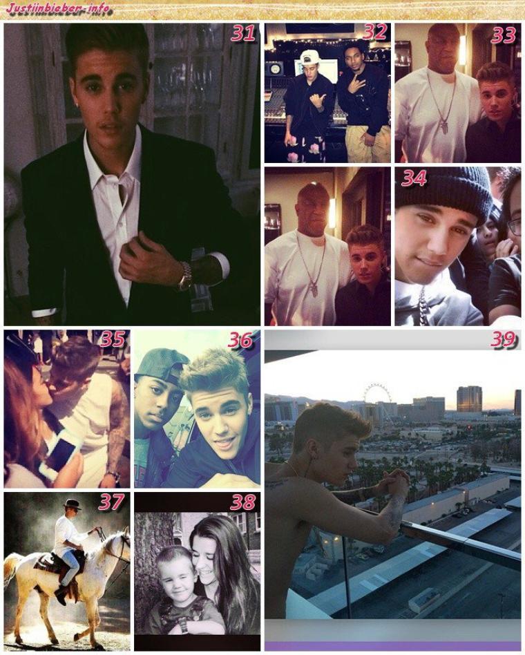 Instagram de Justin