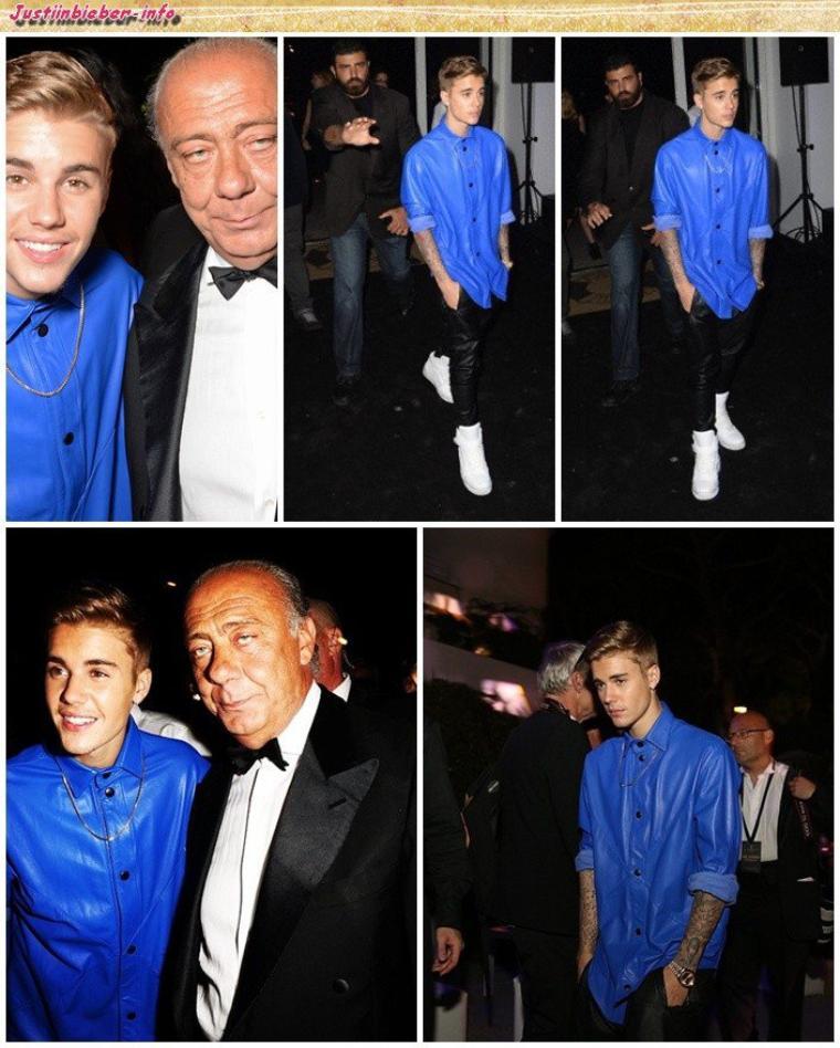 Justin au festival de Cannes ( Quatrième journée). Partie 1.