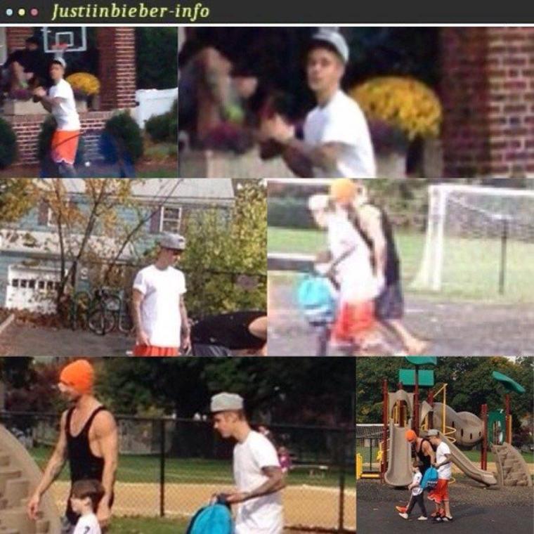Justin dans le New Jersey 27/28/29 octobre