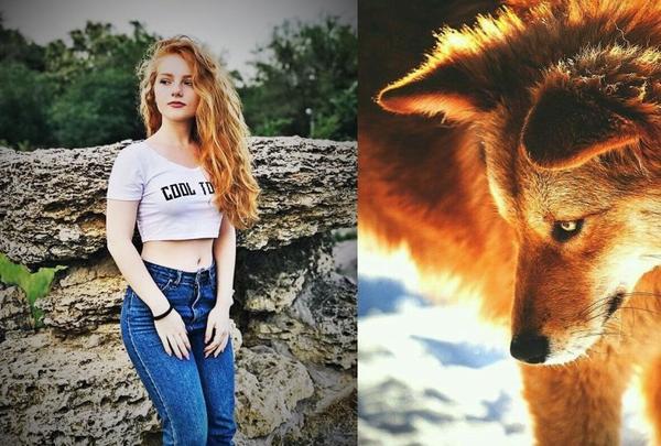 La louve rouge