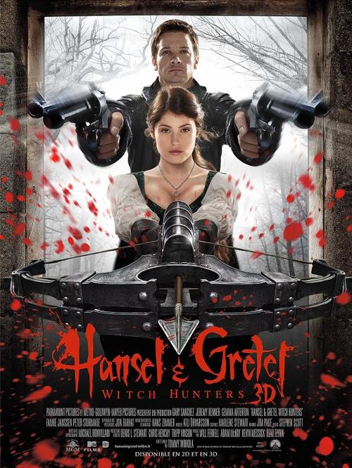 Hensel et Gretel : Witch Hunters