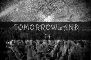 Yesterday is History, Today is a Gift, Tomorrow is Mystery... Tomorrowland ☮