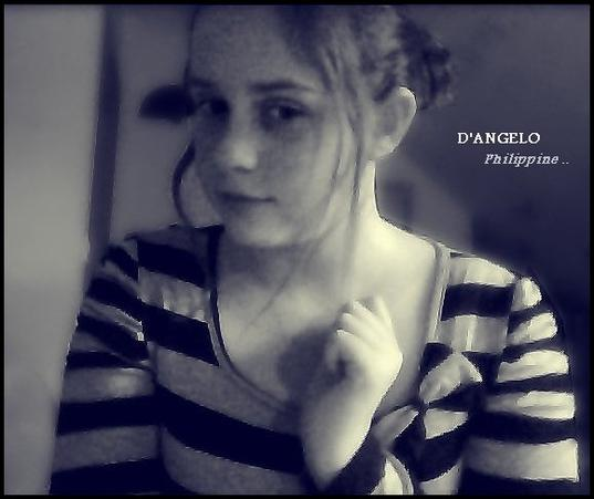 Philippine * . Une fille douce dans ce monde de brute ..
