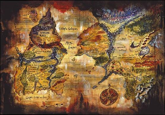 Entrez dans un monde parallèle au notre qui se nomme Gwendalavir ...