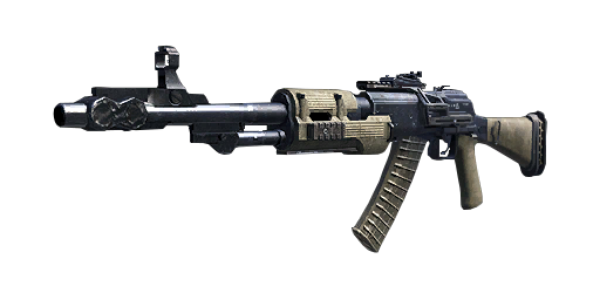 Arme Call Of Duty Black Ops 2, Fusil D'assaut  : AN-94 !
