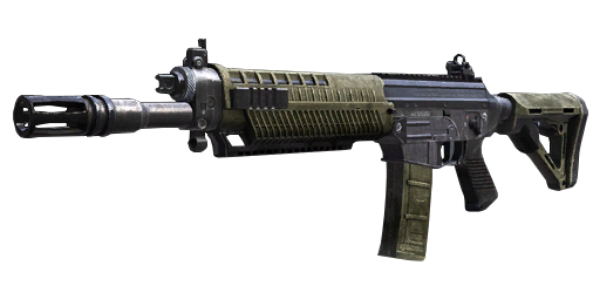 Arme Call Of Duty Black Ops 2, Fusil D'assaut  :  FAL DSW !