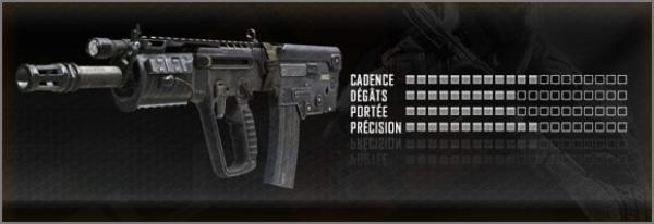 Arme Call Of Duty Black Ops 2, Fusil D'assaut  :  MTAR