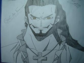 Manga: Oeil de Faucon et Zorro =)
