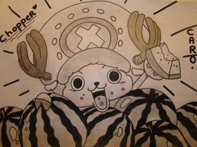 Manga : Chopper =)