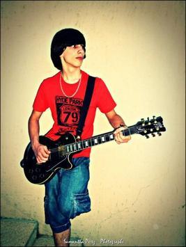 Never Ending's Soloist Guitarist
