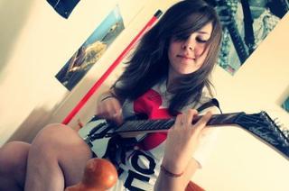 Never Ending's guitarist'