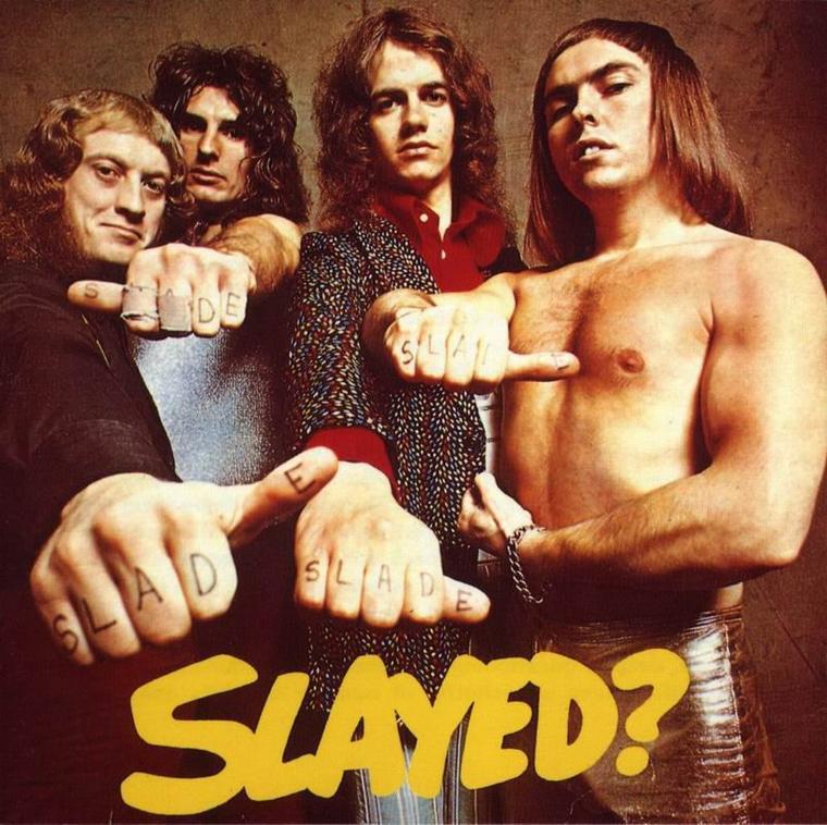 Album Slayed?