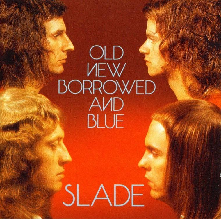 Album Old new borrowed and blue
