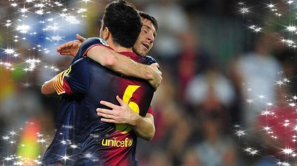 Lionel Messi, Xavi Hernandez et Carles Puyol prolongent leurs contrats avec le Barça