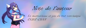 ► Fanfic 1 - Chapitre n°7 ◄