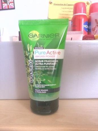 Pure Active, Wasabi Power de Garnier