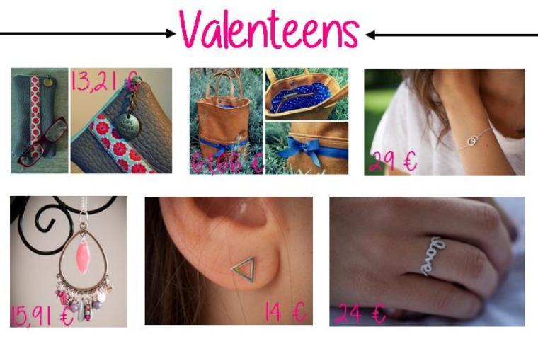 Présentation du site Valenteens