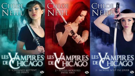 Les Vampires de Chicago - Chloe Neill