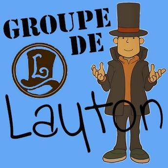Groupe-De-Layton  et Forum Layton!