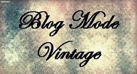 Présentation BlogModeVintage