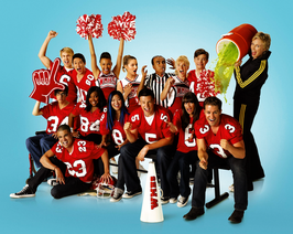 Happy birthday Glee !