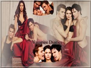 Vampire Diaries ~ Si tu veux être avec quelqu'un pour toujours, il faut vivre pour toujours ~
