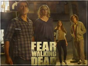 Fear The Walking Dead  ~This is not apocalypse. This a beginning. The end of death itself. Life, eternal. ~