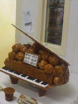 Pour vos Anniversire: le piano