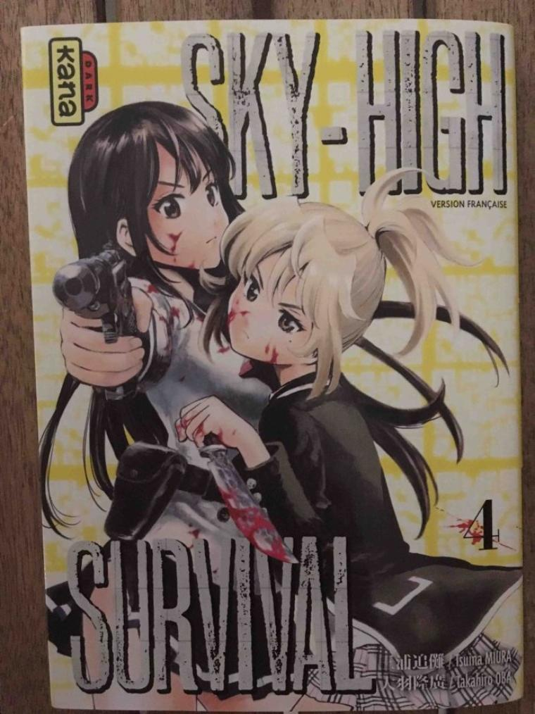Sky-High Survival tome 4