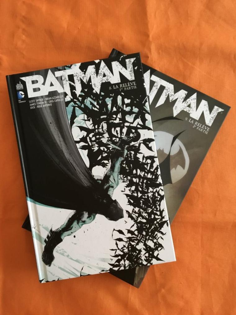 Batman, la relève intégrale