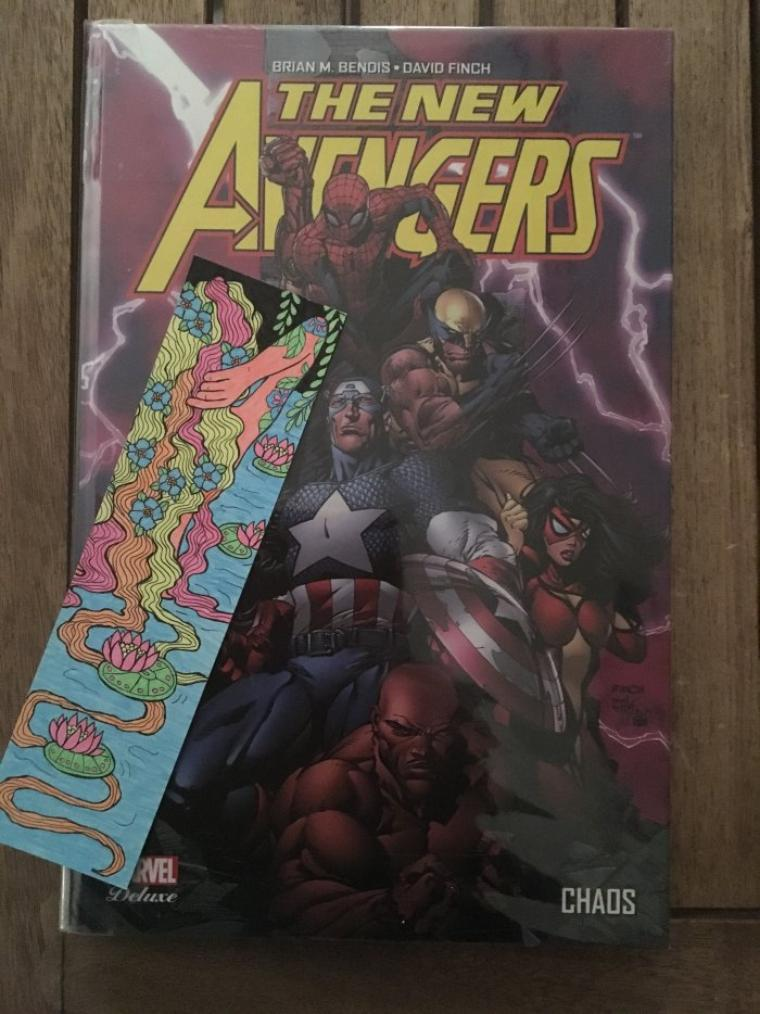 The New Avengers tome 1