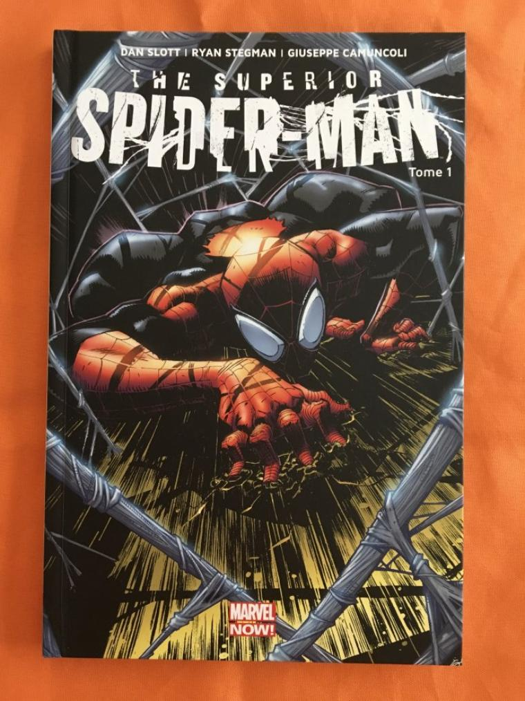 Superior Spider-Man tome 1