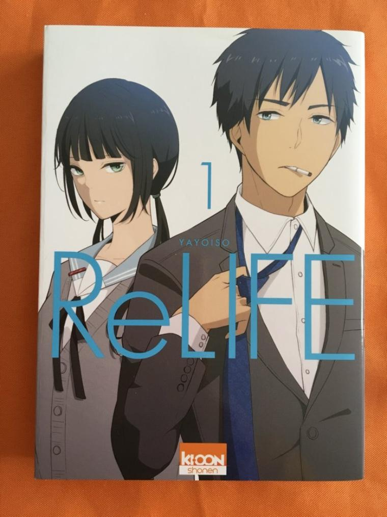 Relife tome 1