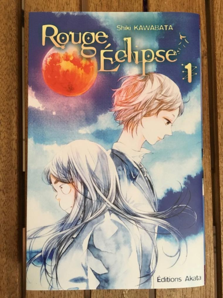 Rouge éclipse tome 1