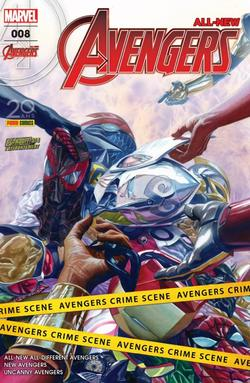 Kiosques Marvel #8 de janvier