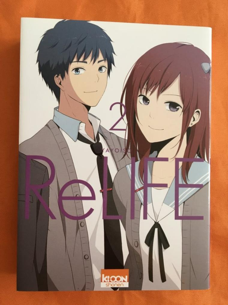 Relife tome 2