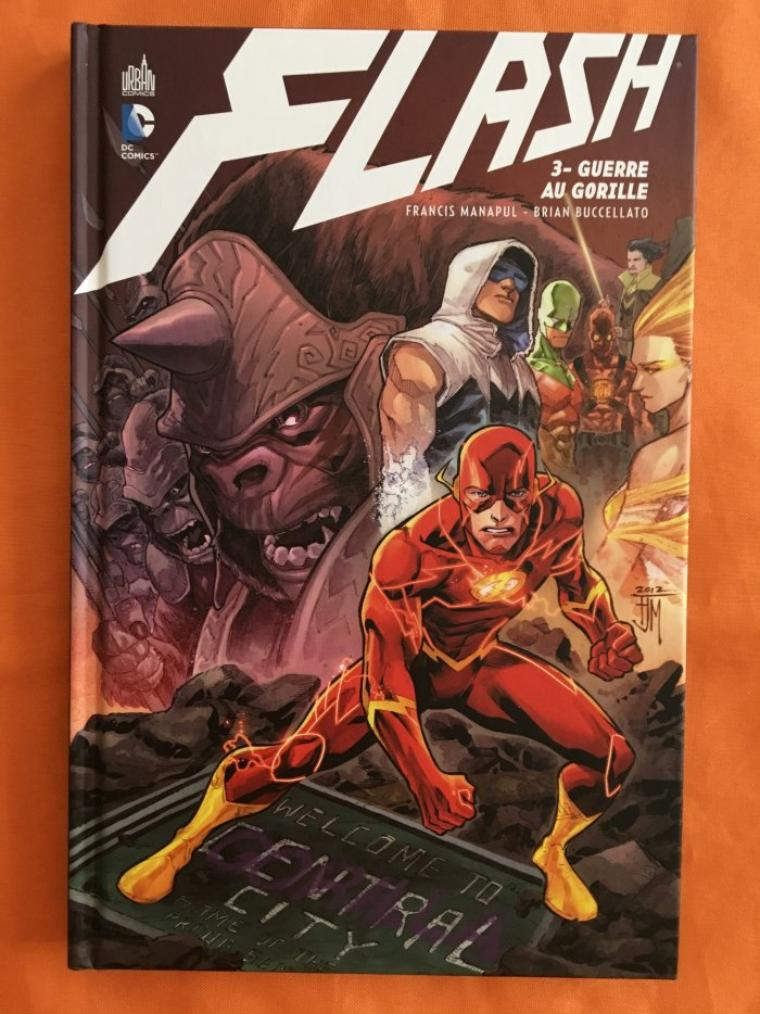 Flash tome 3