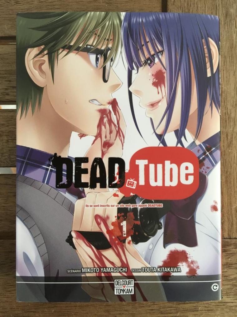 Dead Tube tome 1