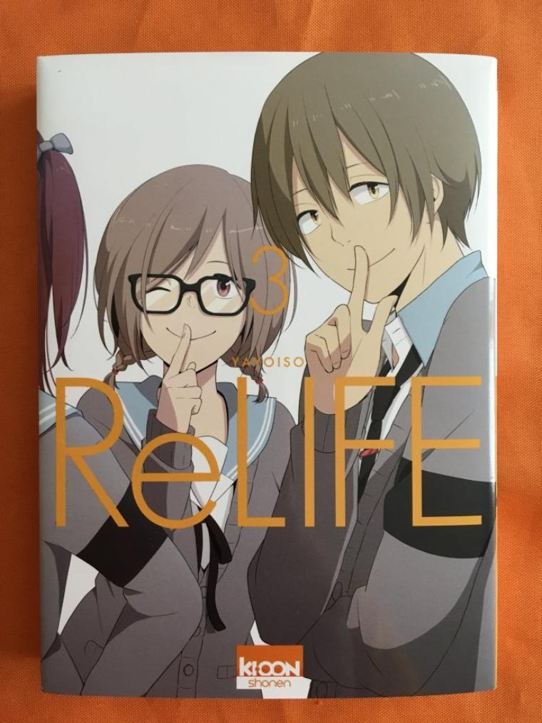 Relife tome 3