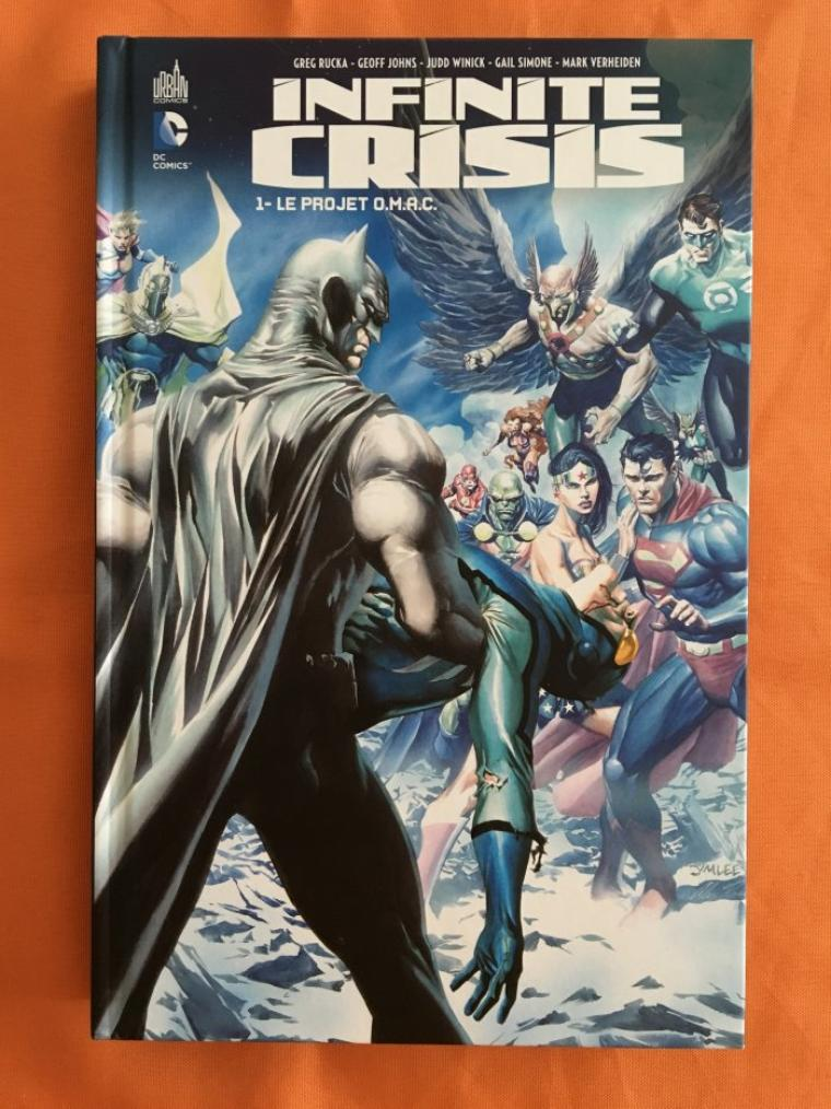 Infinite Crisis tome 1